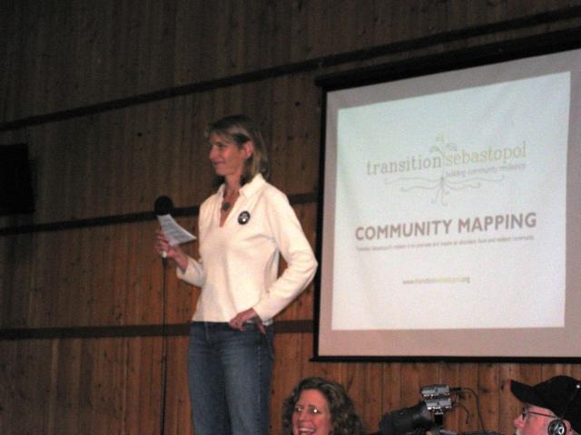 March 11th Community Mapping Event at the Community Center